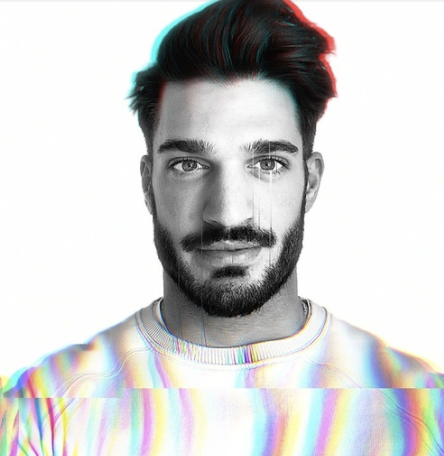 Portrait of David Habibi