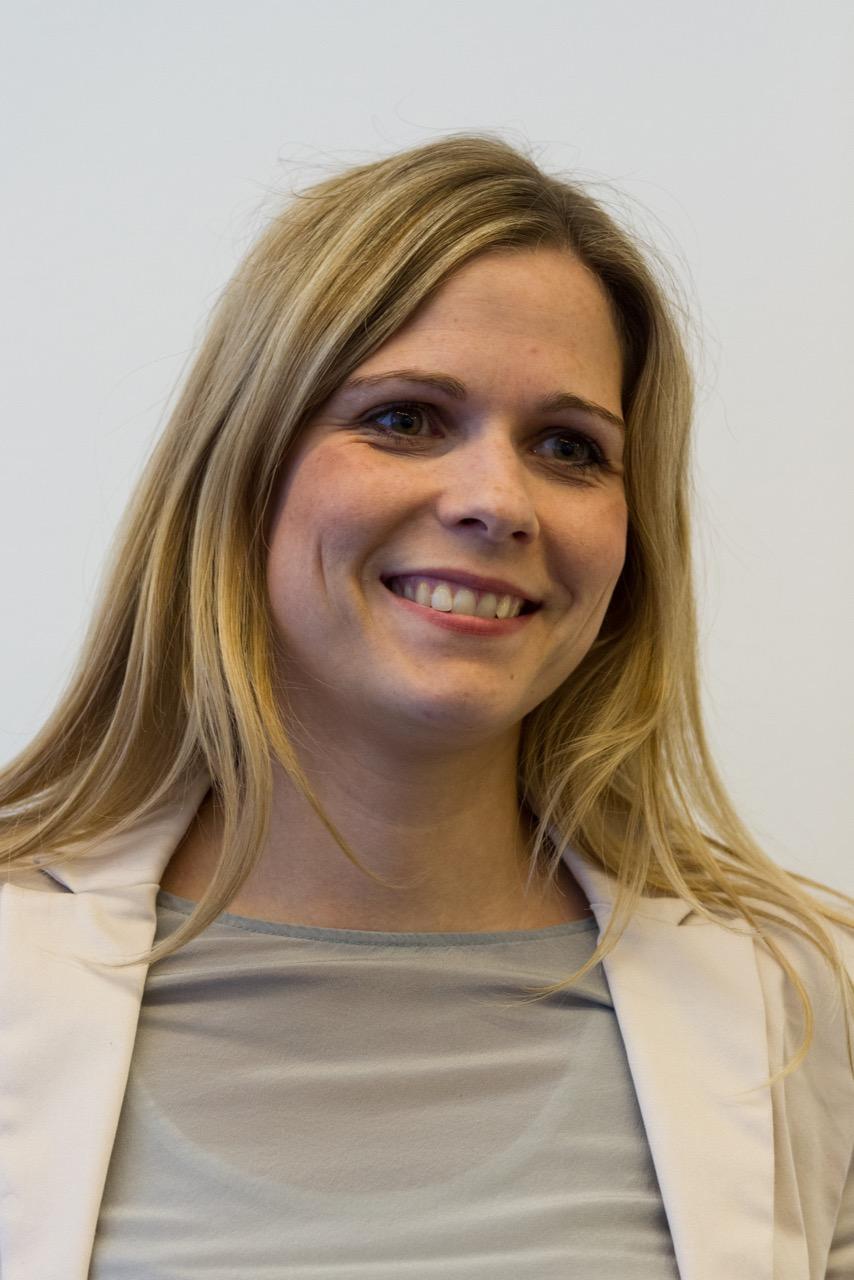 Portrait von Annekathrin Vollbrecht