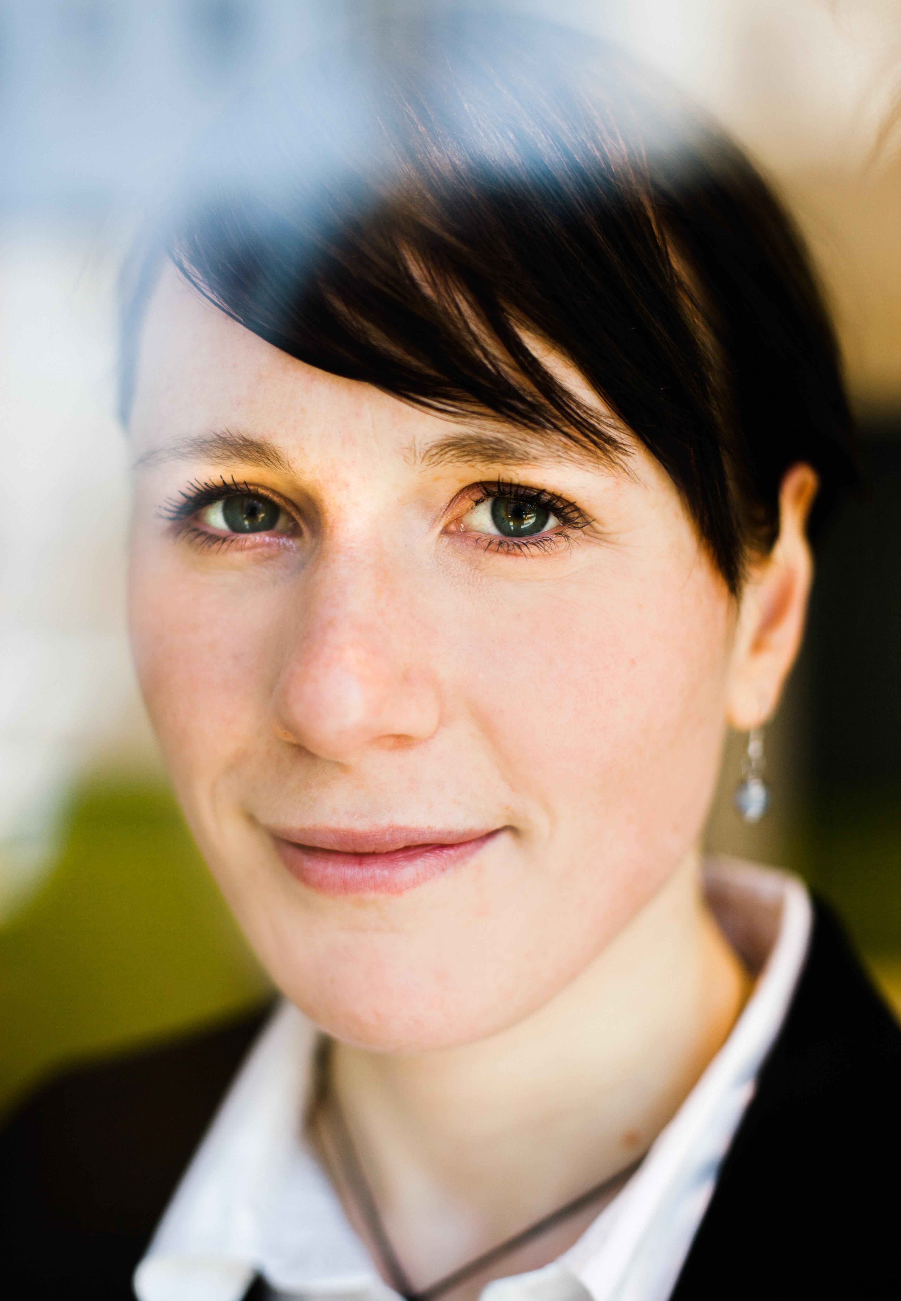 Portrait of Uta Sommer