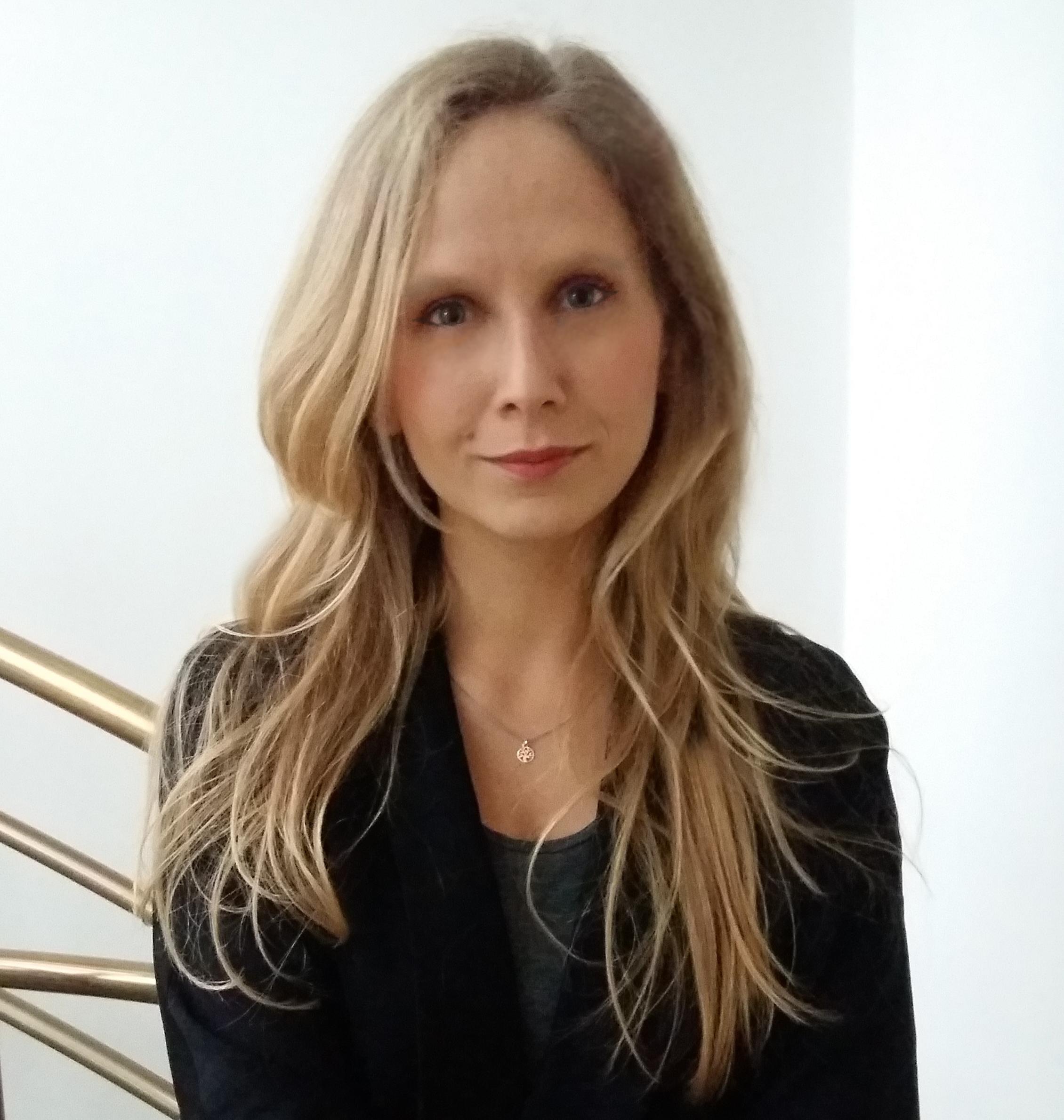 Portrait von Carolin Nuernberger