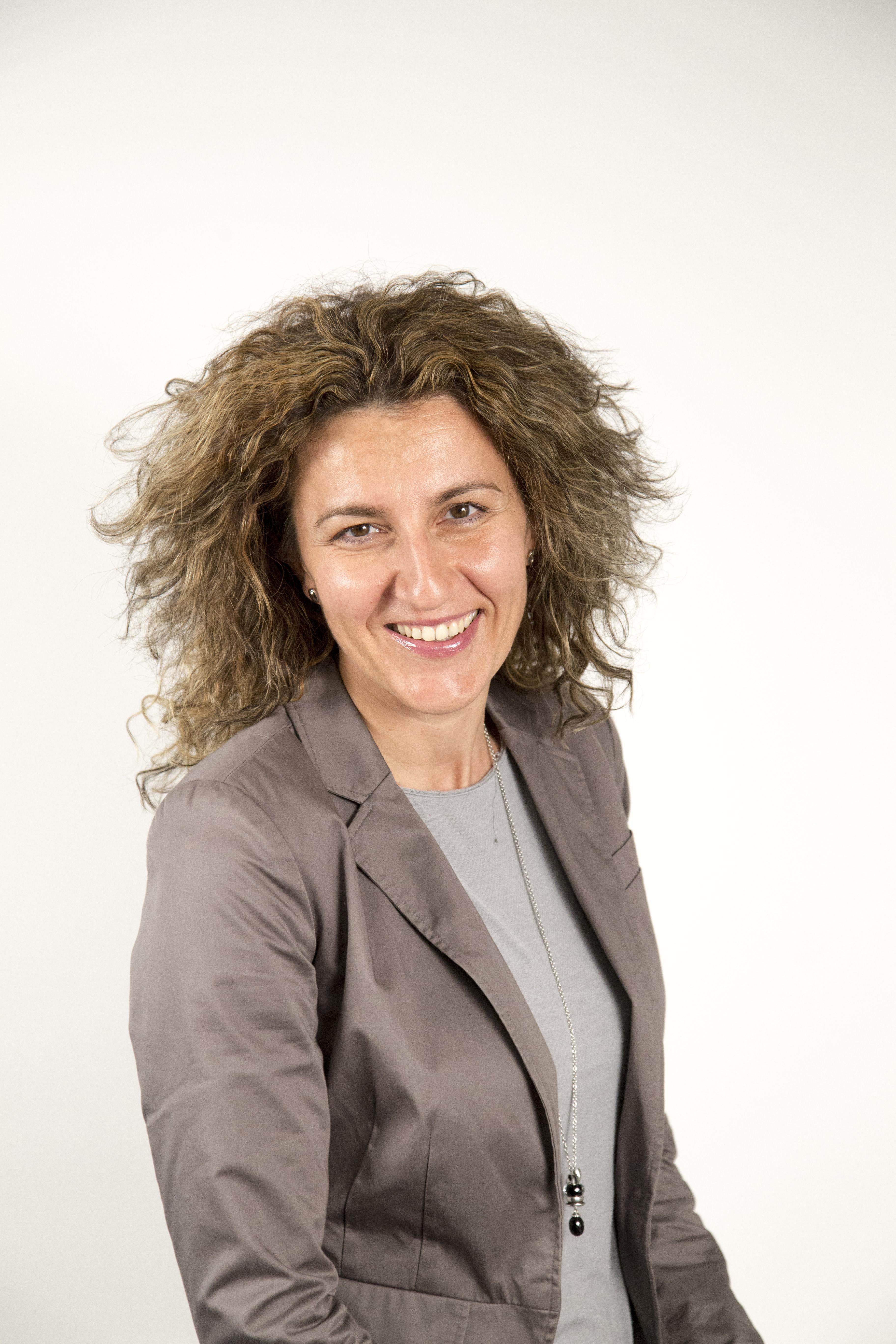 Portrait von Magdalena Ljuna
