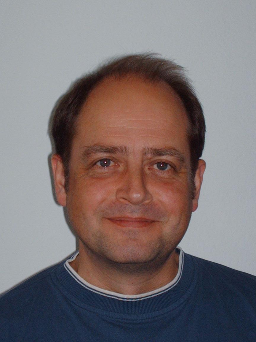 Portrait von Bernd Bramböck