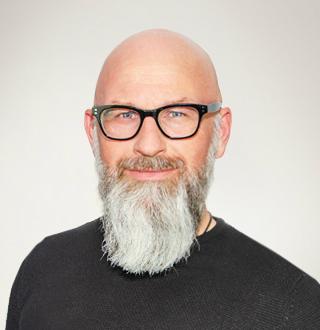 Portrait von Dirk David