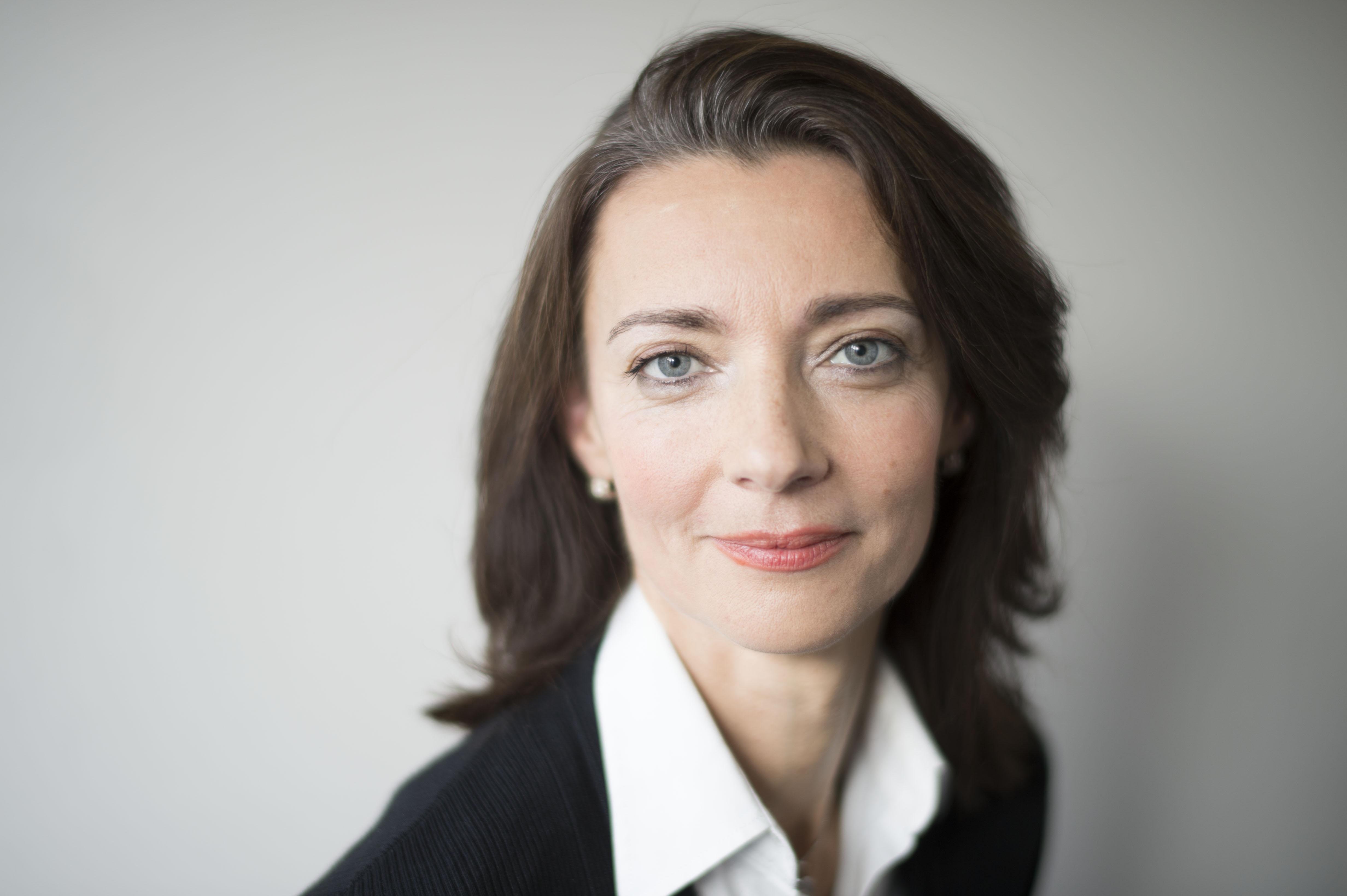 Portrait of Sabine Steiner