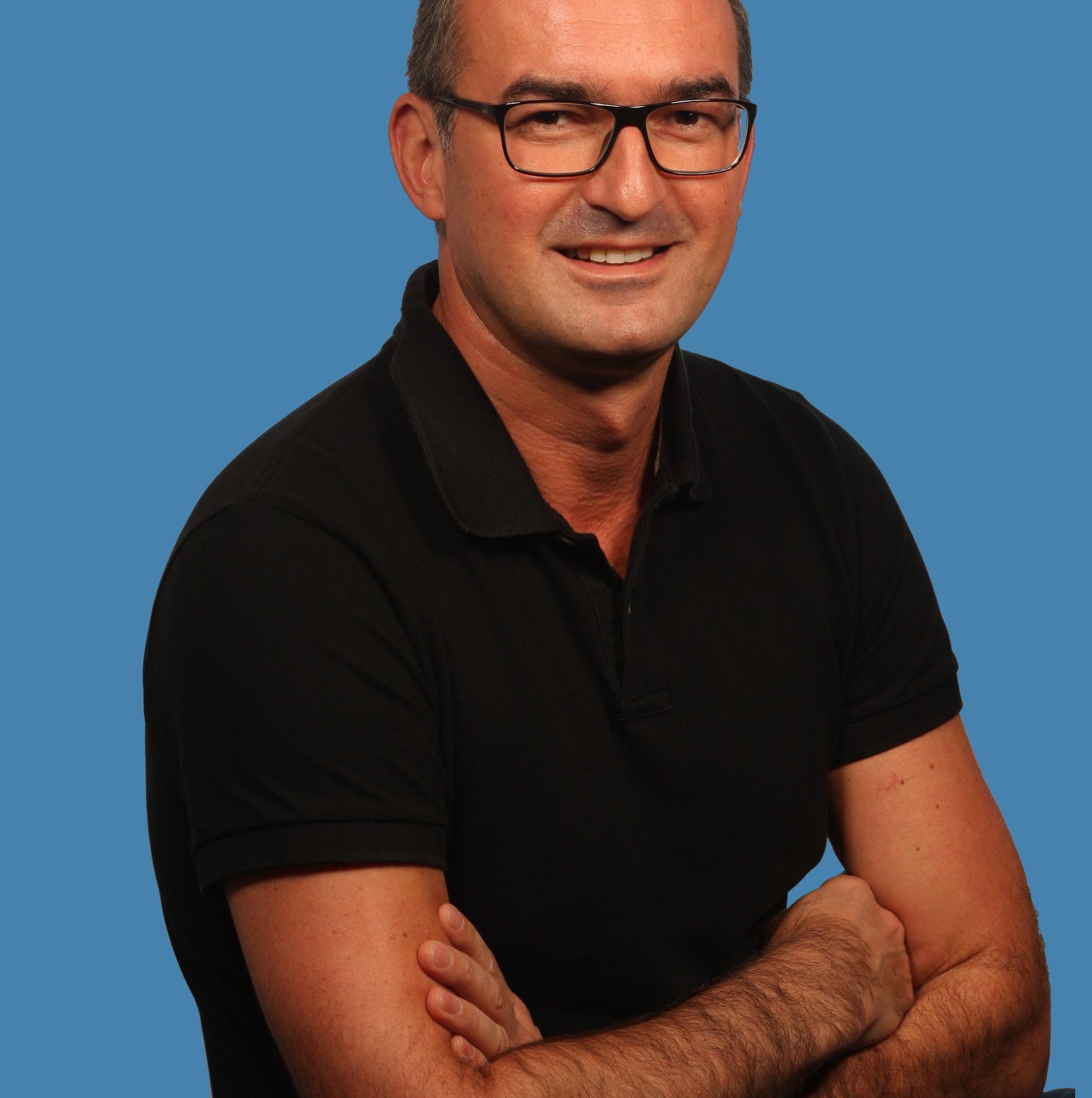 Portrait of Ralf Buschmann