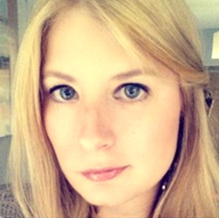 Portrait von Monja Nickerl