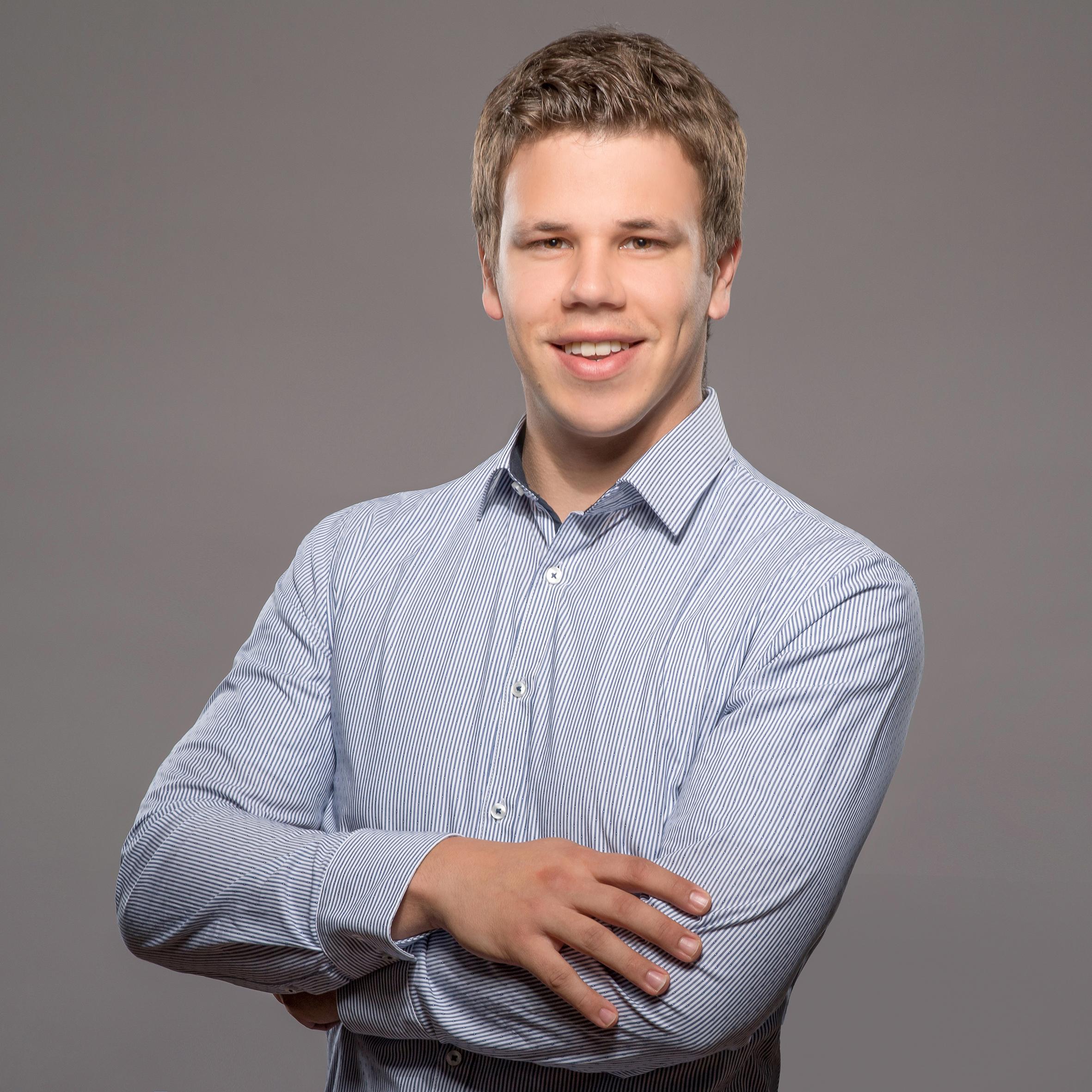Portrait von Patrick Fink