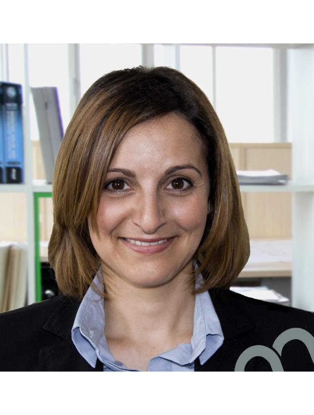 Portrait von Anthi Touliatou-Schindler