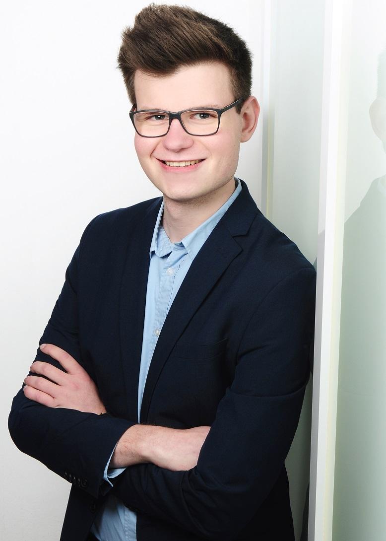 Portrait von Christopher Meermann