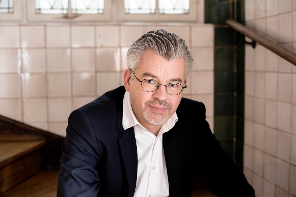 Portrait of Stefan Krüger