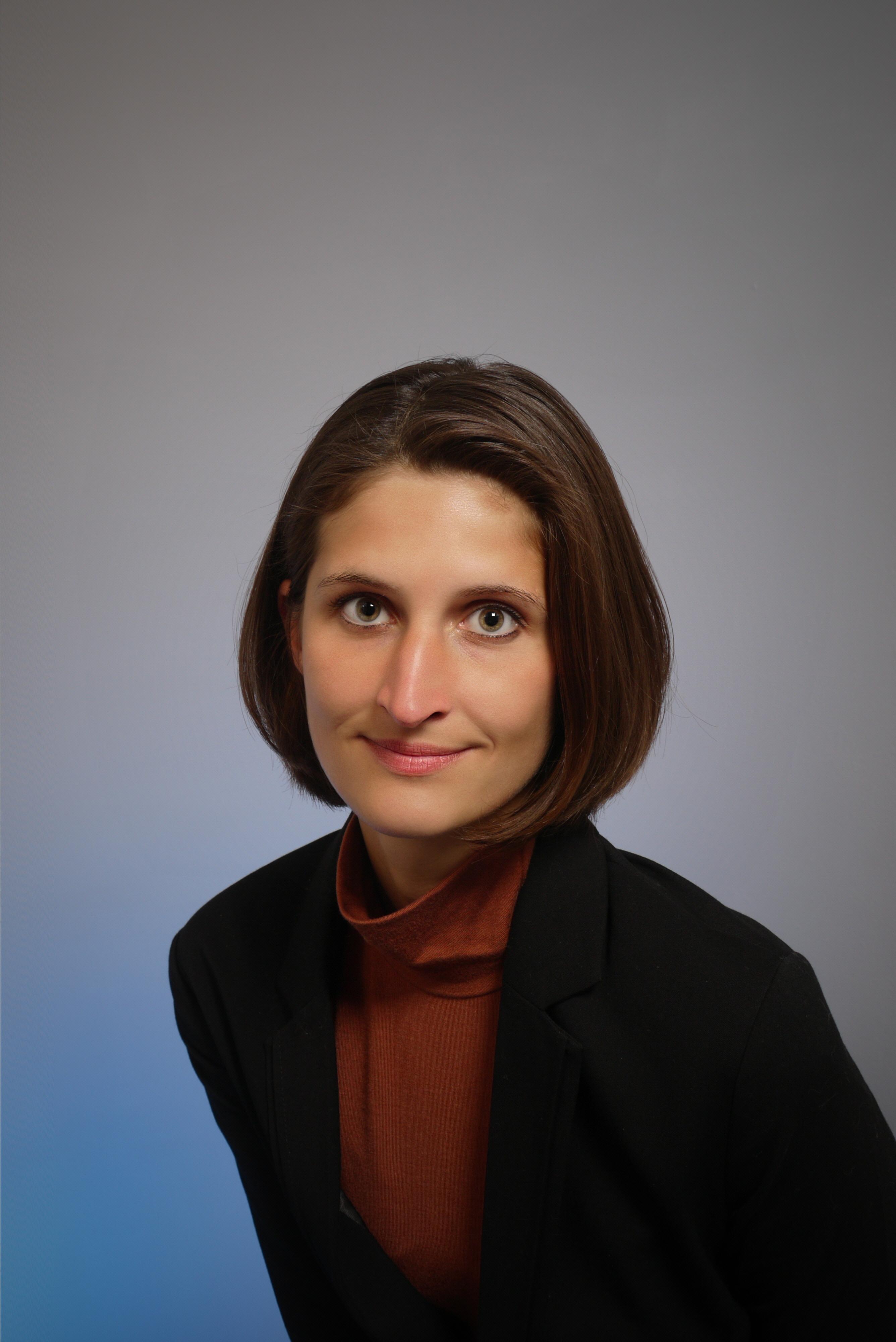 Portrait von Jana Sailer