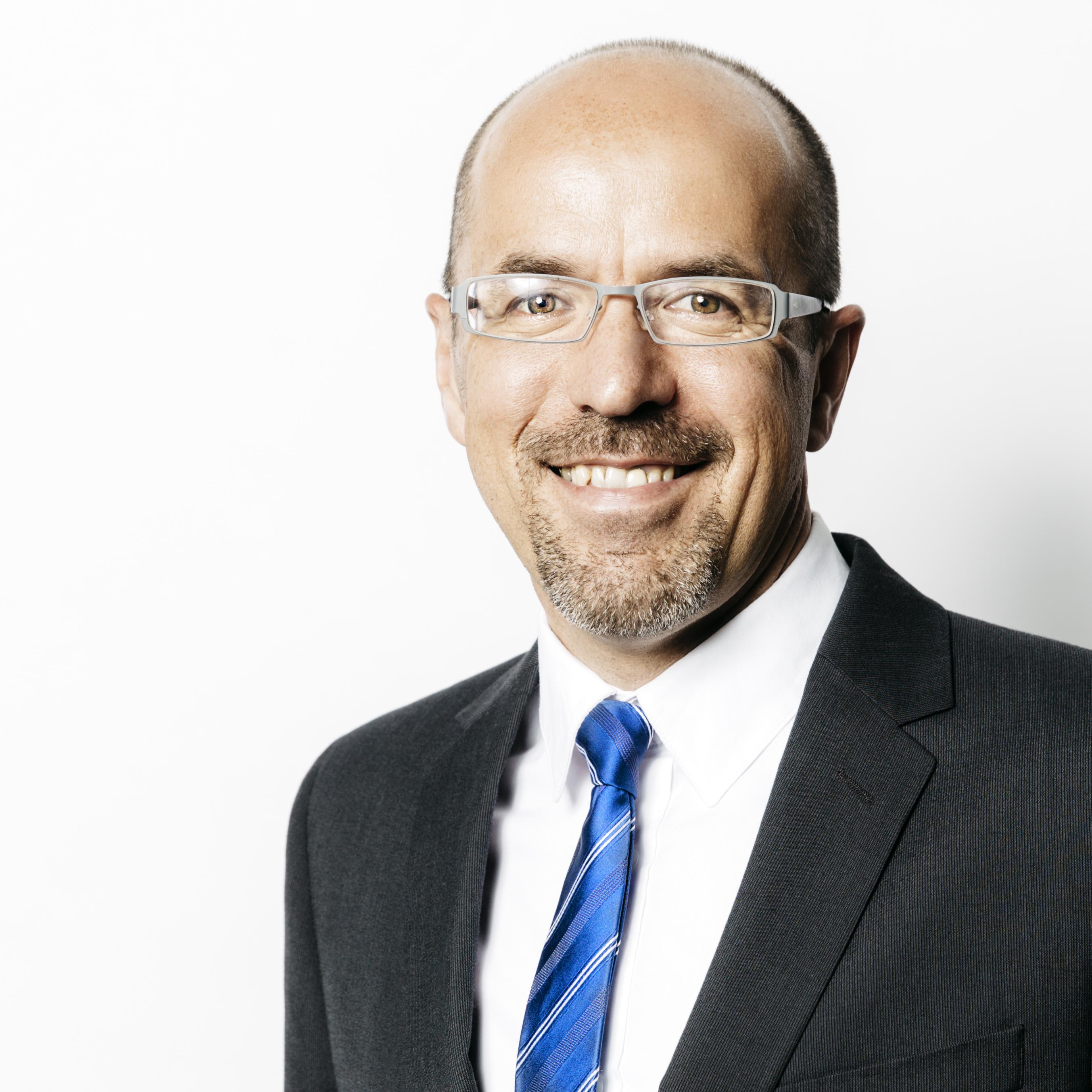 Portrait von Steffen Schneider