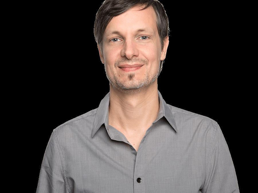 Portrait of Sven Zimmermann