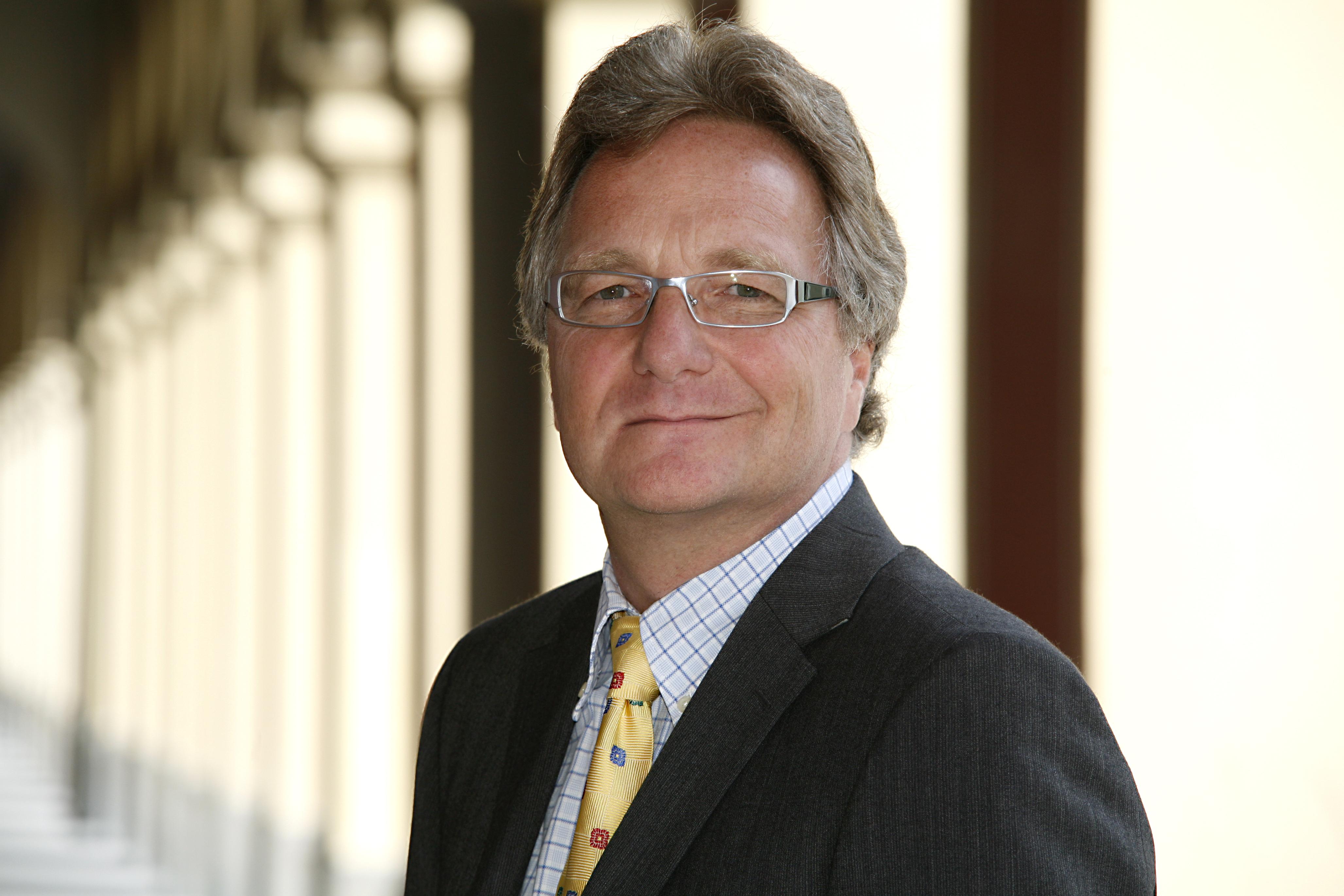 Portrait of Peter Reiner