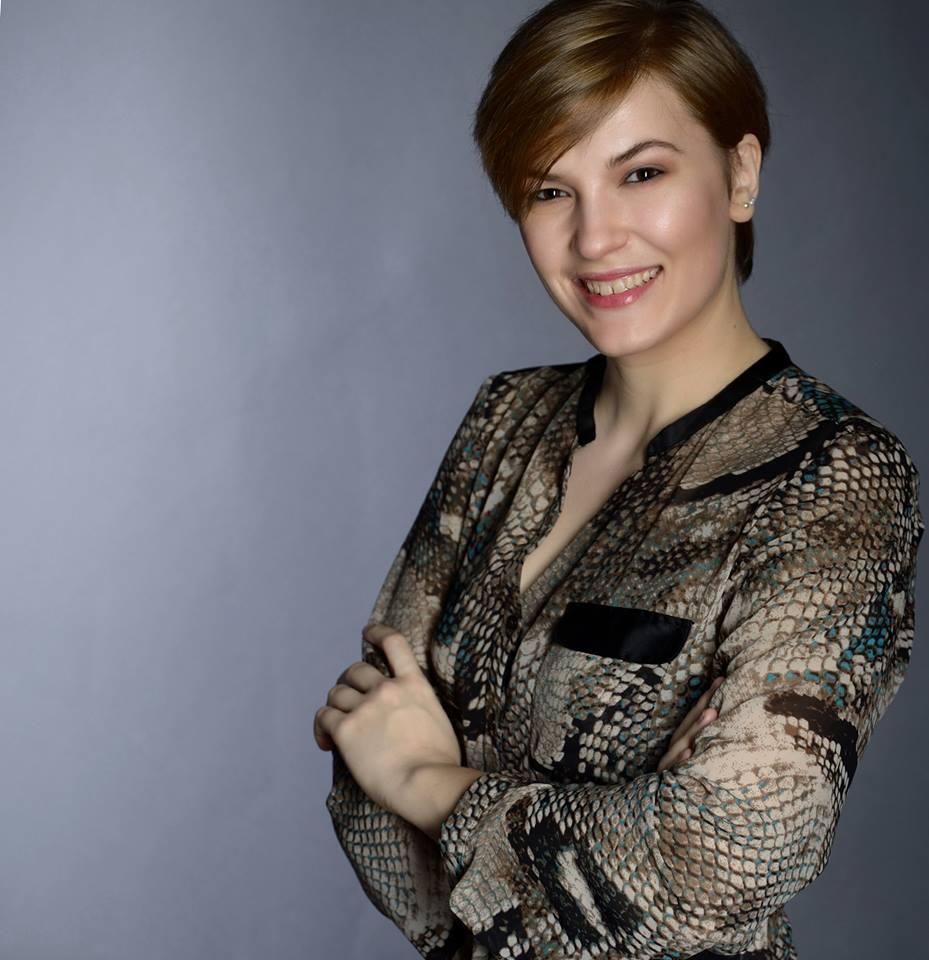Portrait von Ioana Cailean