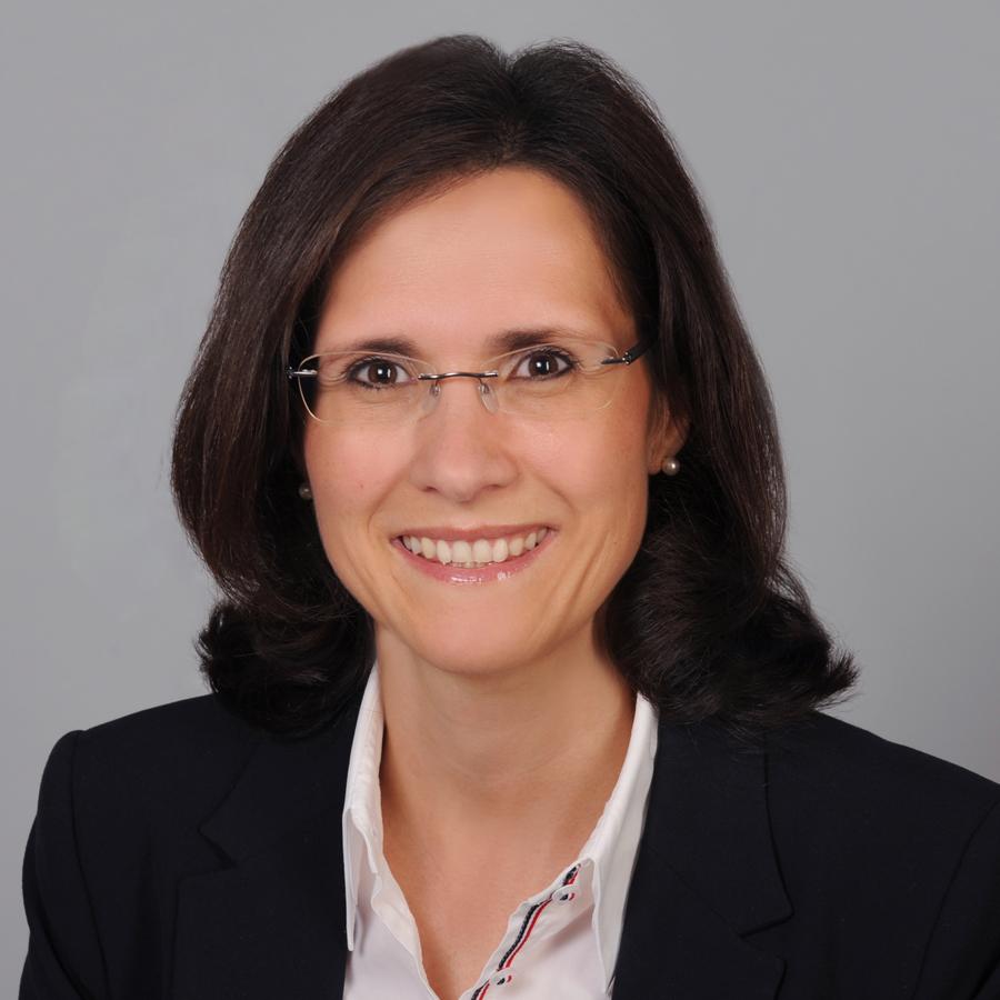 Portrait von Yvonne Klein
