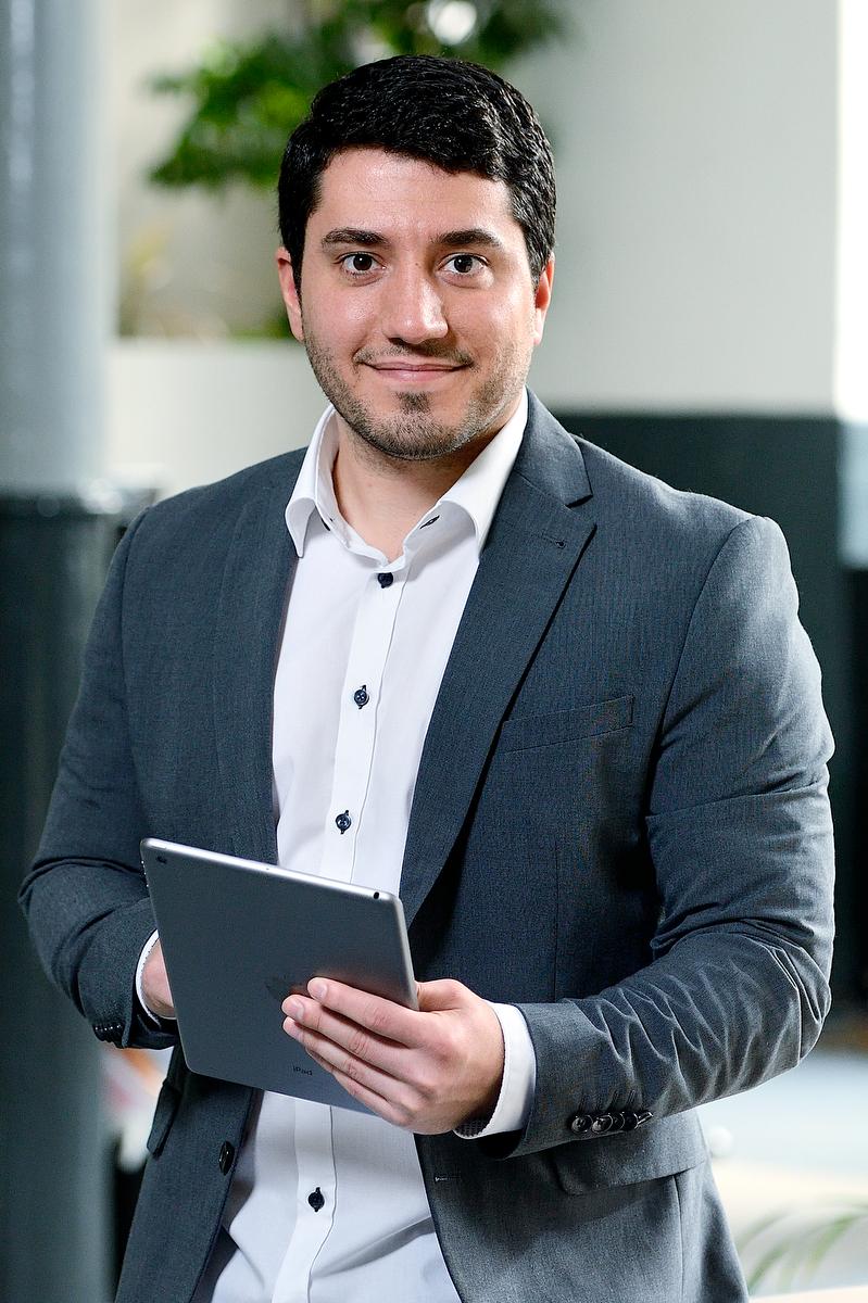 Portrait von Daniel Dias