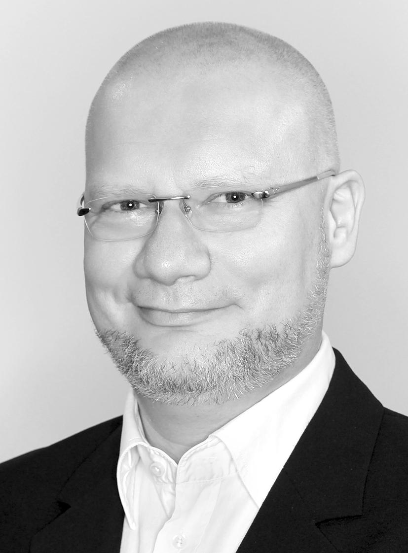 Portrait von Volker Markmiller