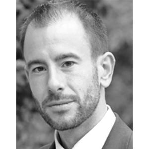 Portrait of Stephan Mueller