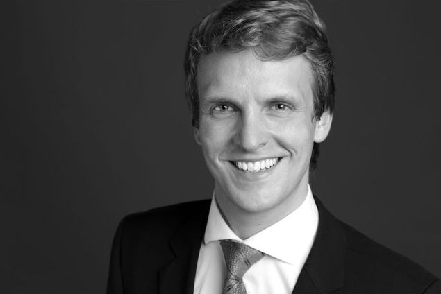 Portrait von Fabian Linke