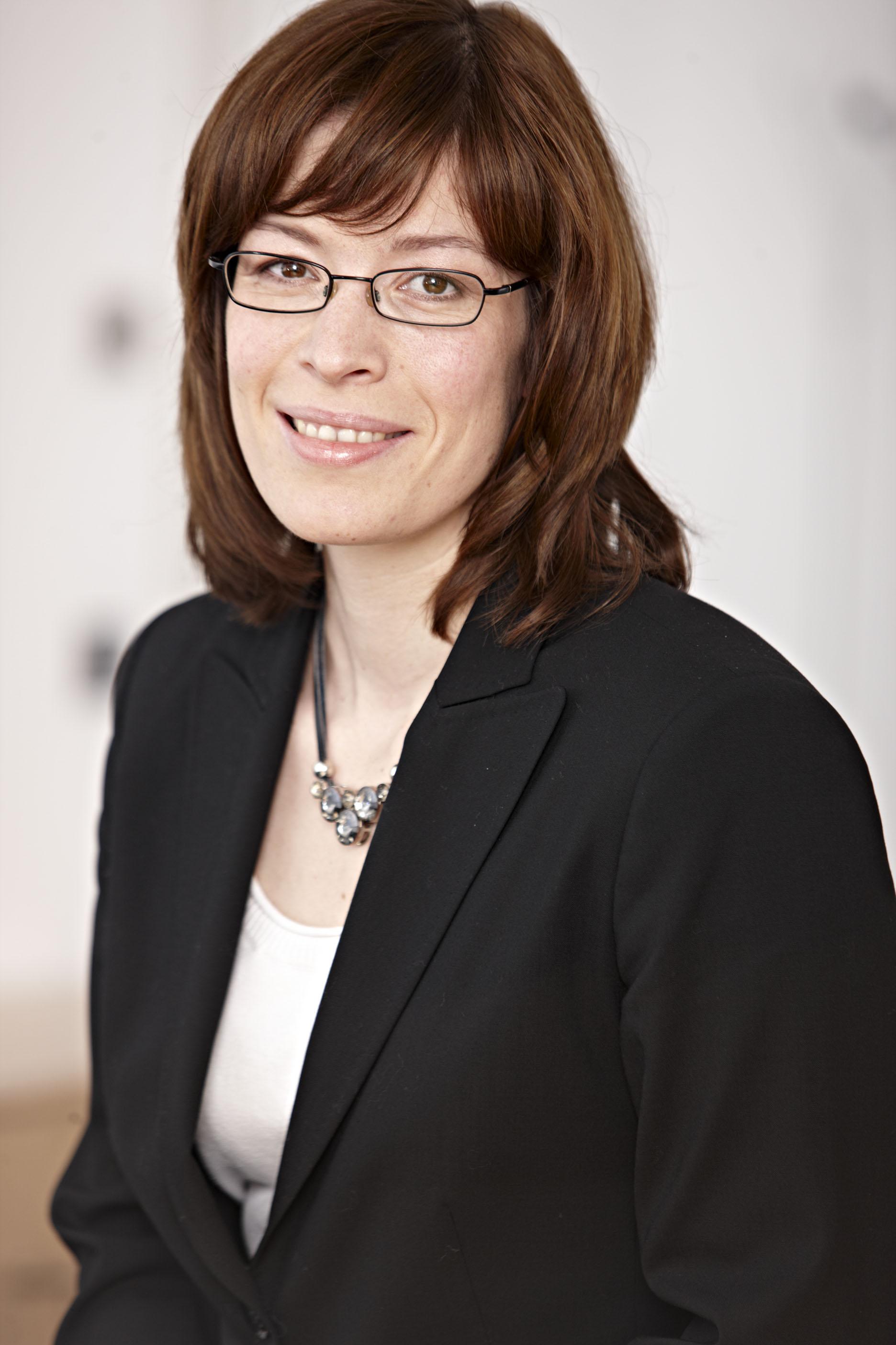 Portrait of Nicole Beiersdorf