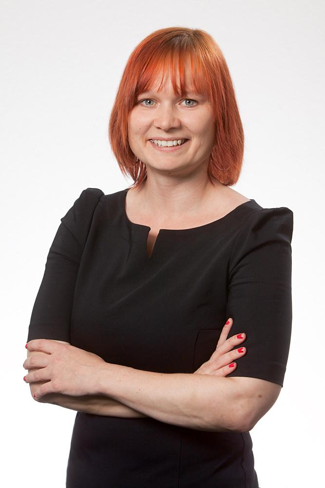 Portrait von Daniela Müller