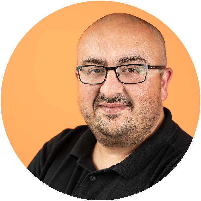 Portrait von Serhat Özden