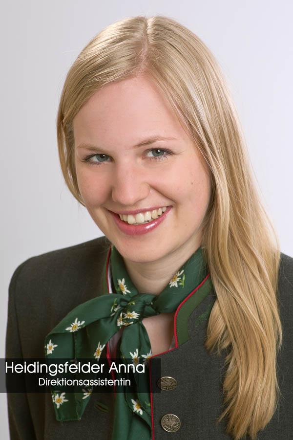 Portrait von Anna Heidingsfelder