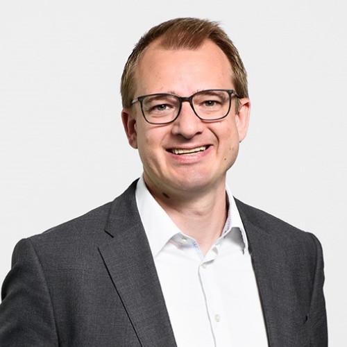 Portrait of Uwe Hens