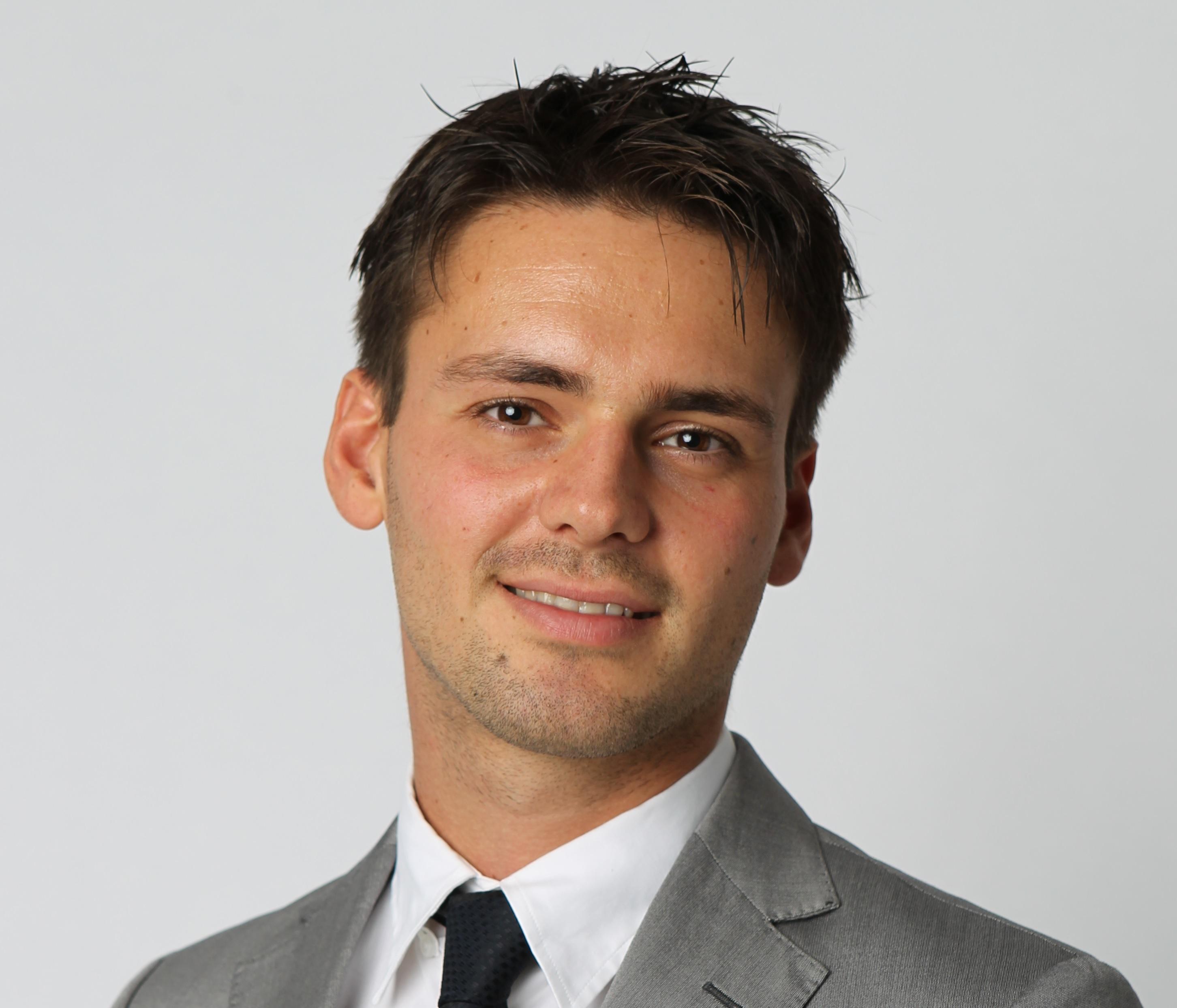 Portrait von Marco Hanczuch