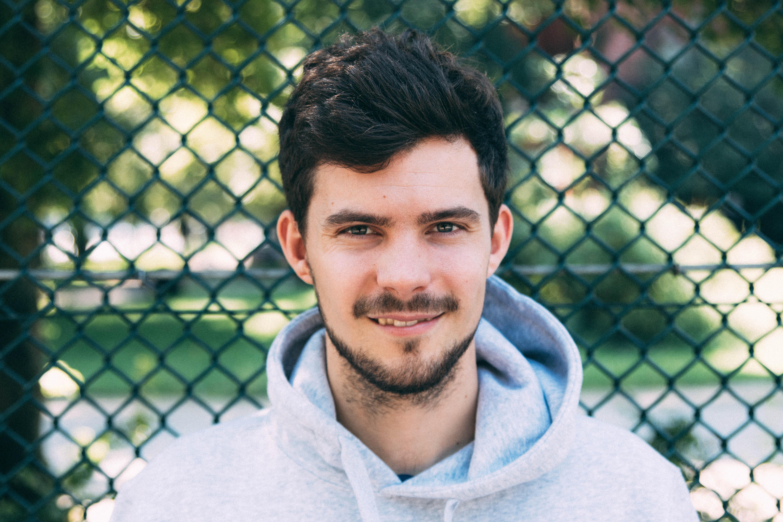 Portrait von Nicolas Martin