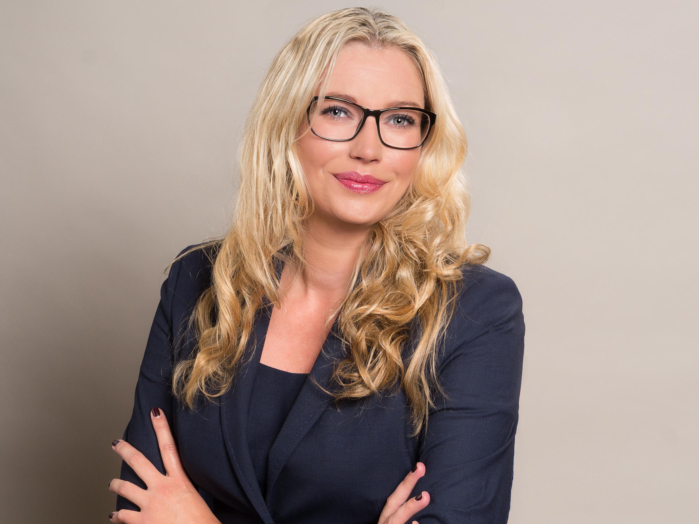 Portrait of Julia Halstenberg