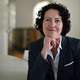 Portrait of Nicole Stein