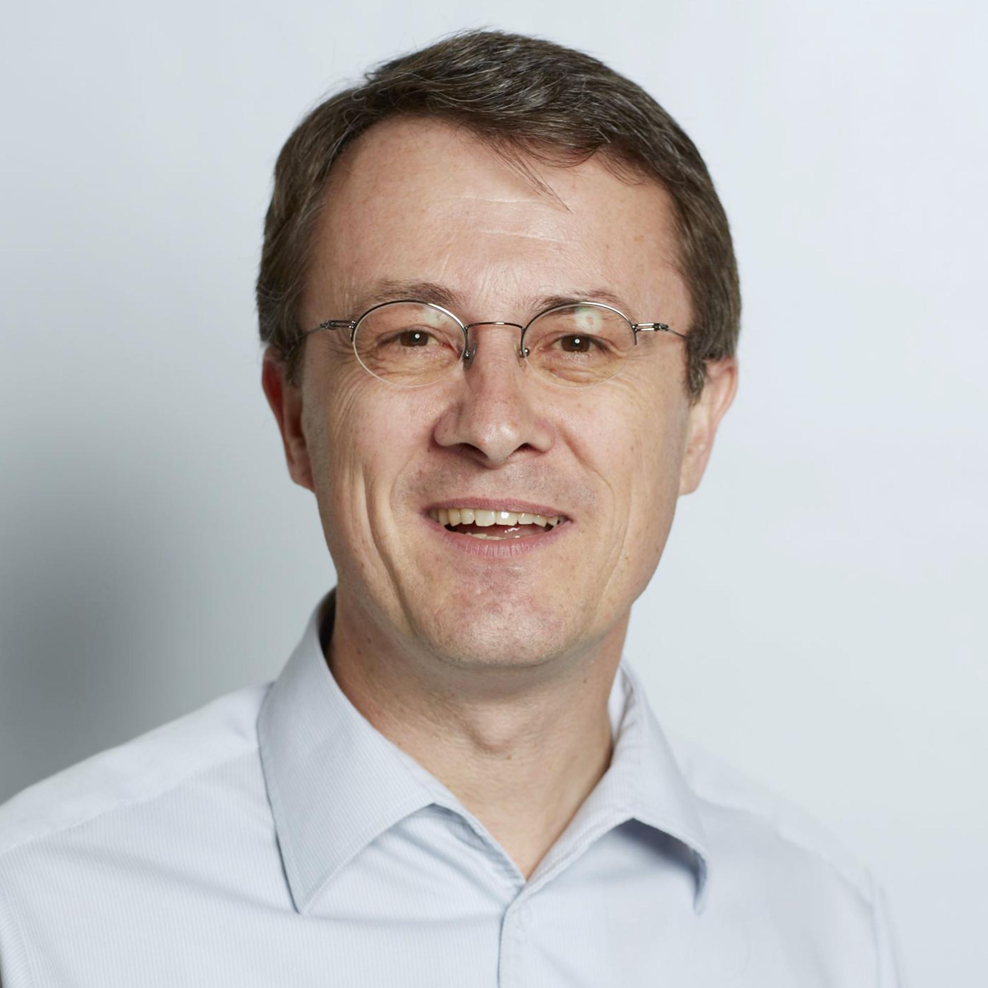 Portrait von Prof. Dr. Wolfgang Stock