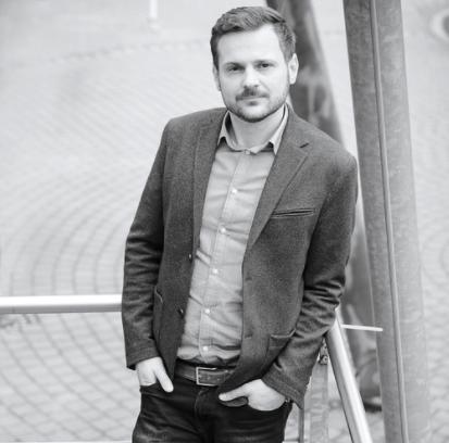 Portrait von Dominik Lindenfelser