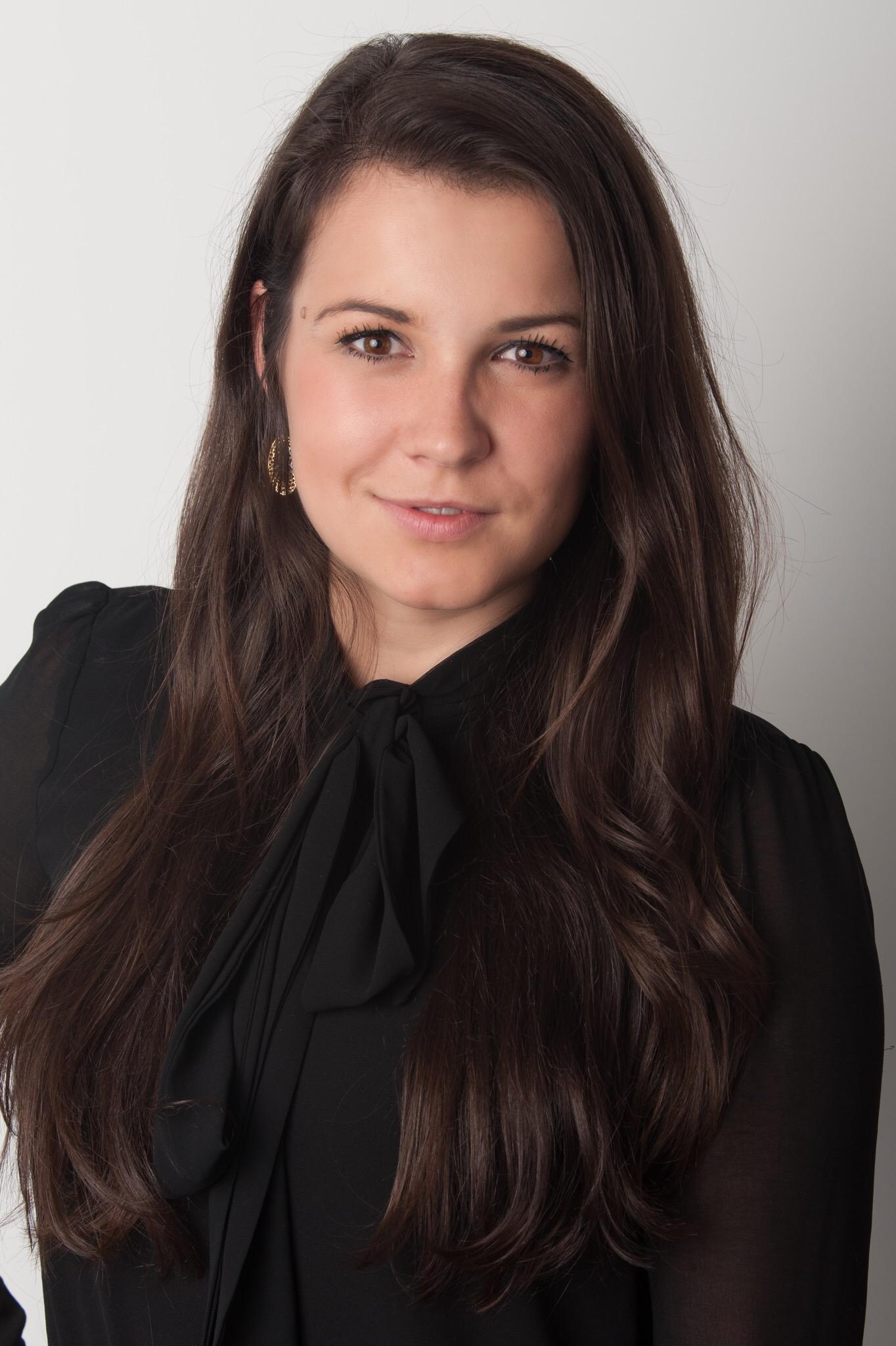 Portrait von Anna Herzog