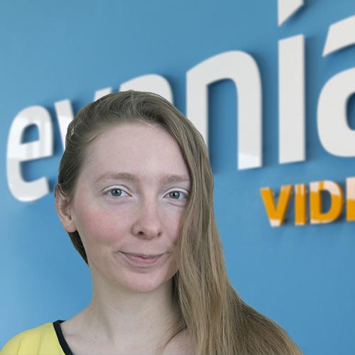 Portrait von Jana Balusikova