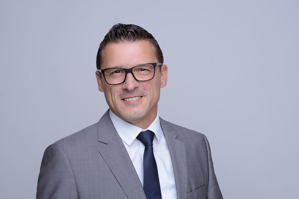 Portrait of Uwe Kopf