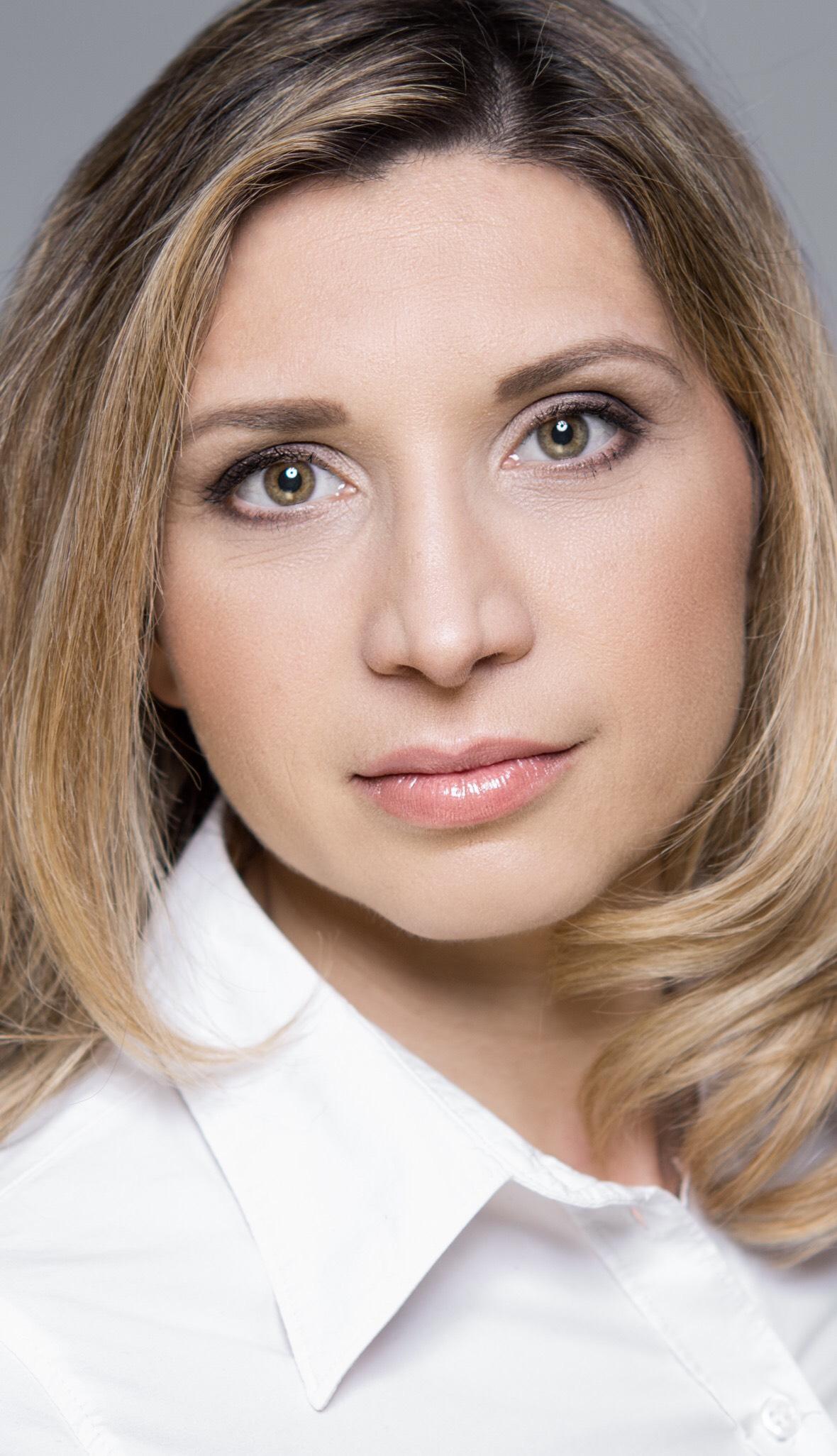 Portrait von Eugenia Junkert