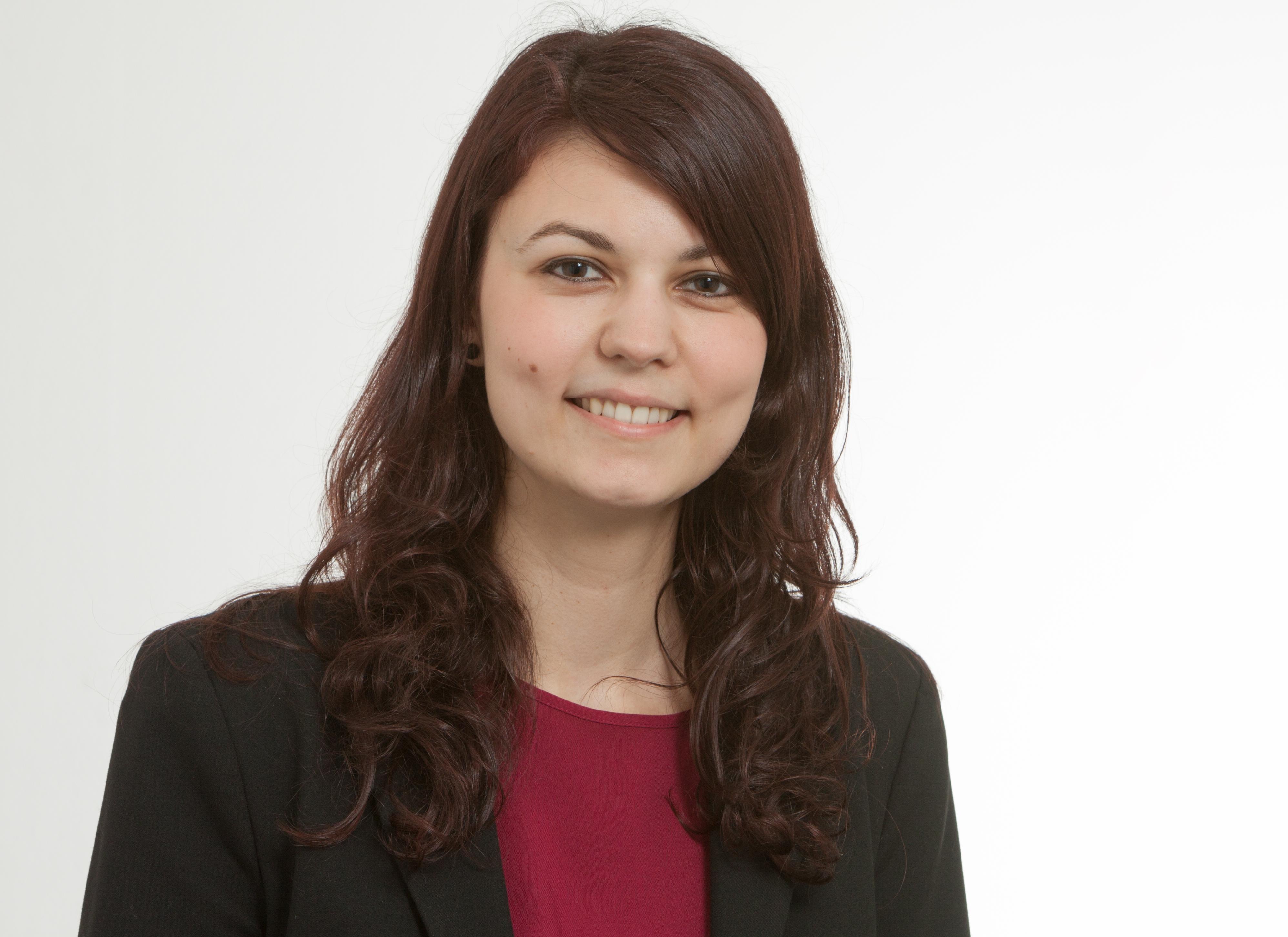 Portrait von Joana Huxel