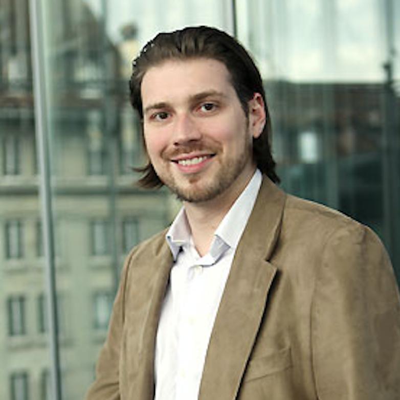 Portrait von Thomas Pfenninger