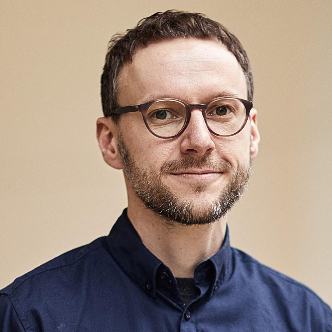 Portrait von Mario Grau