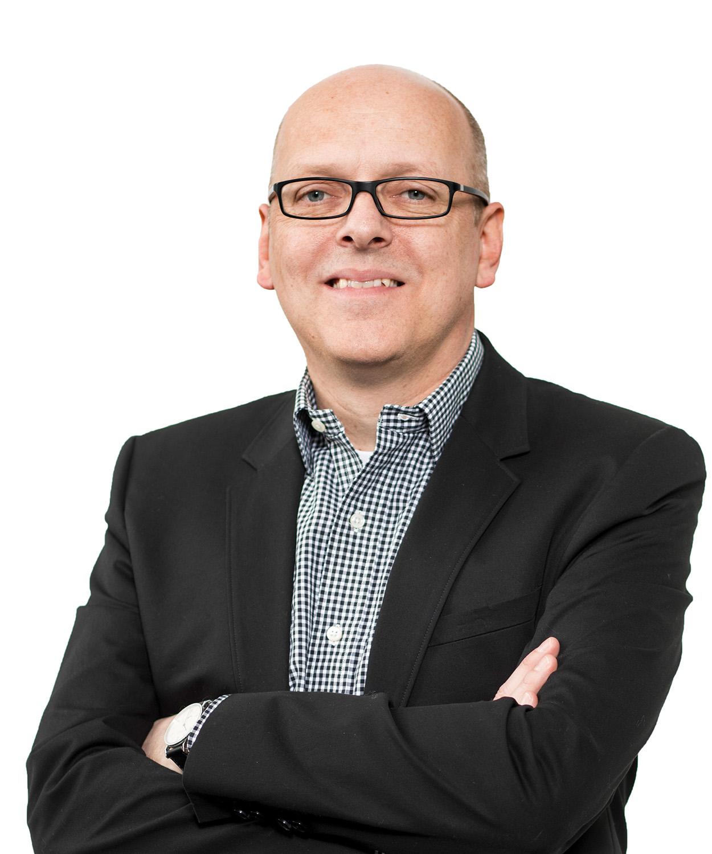 Portrait von Lutz Hildebrandt