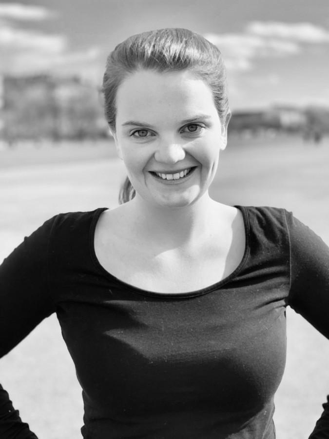 Portrait of Charlotte Benedikt