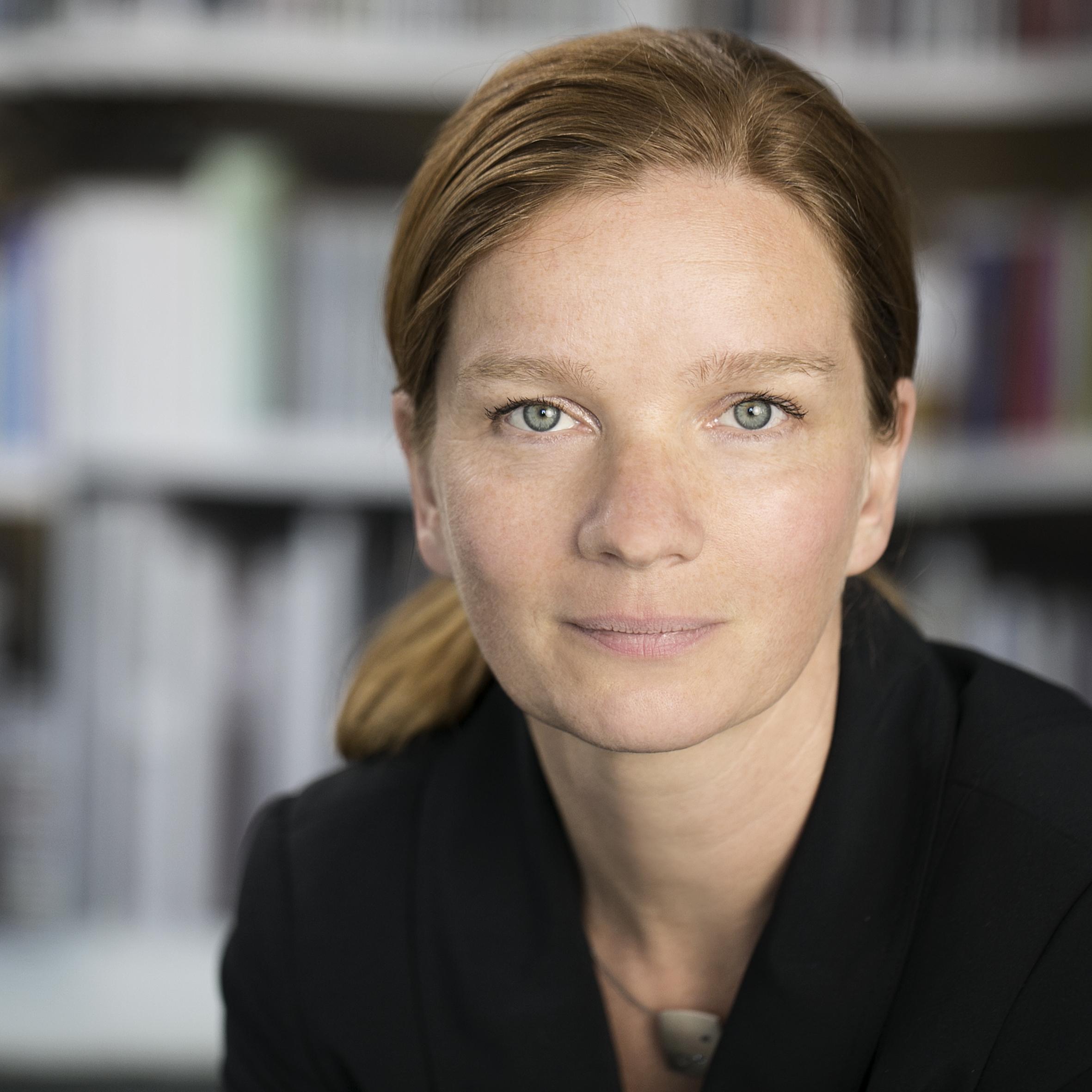 Portrait von Anne Petersen