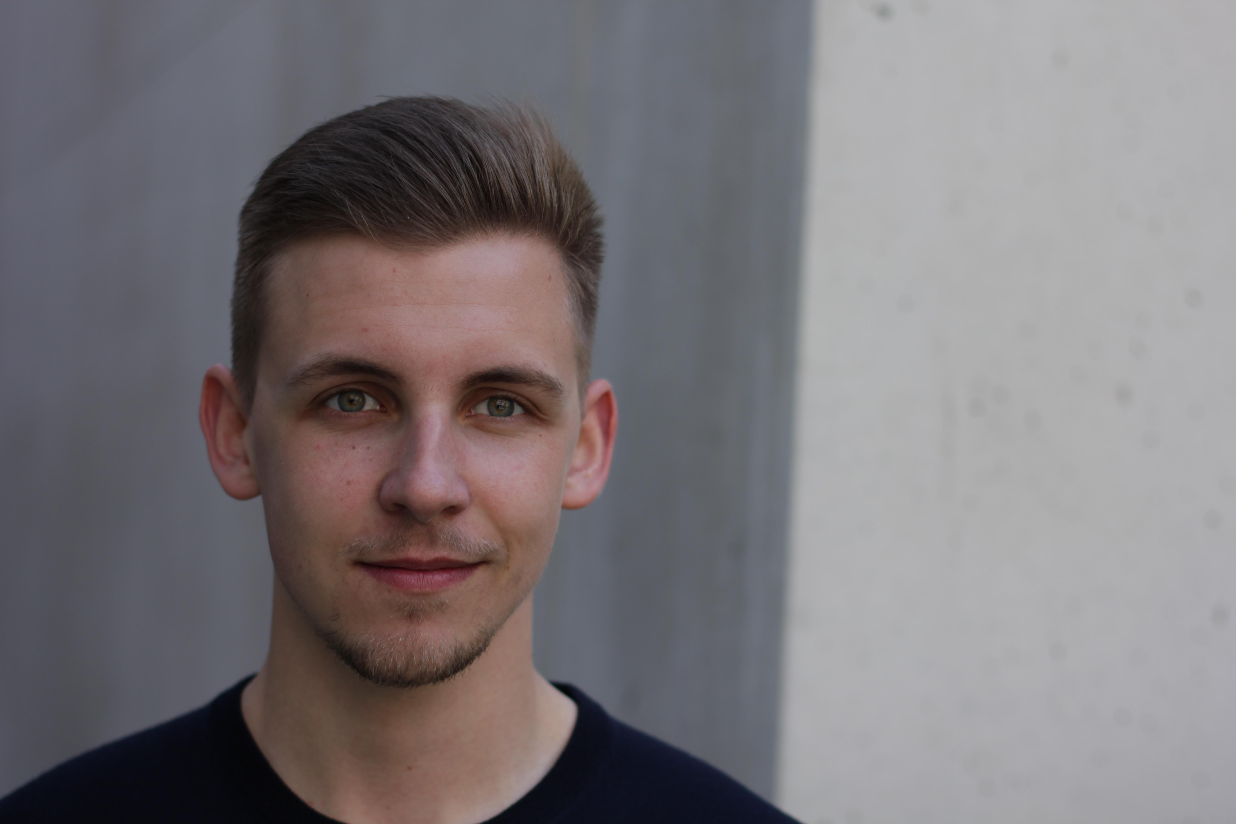 Portrait von Paul Berg