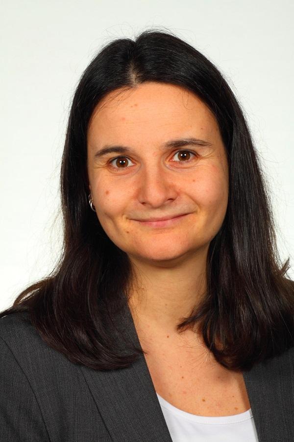 Portrait von Ingrid Obrenovic