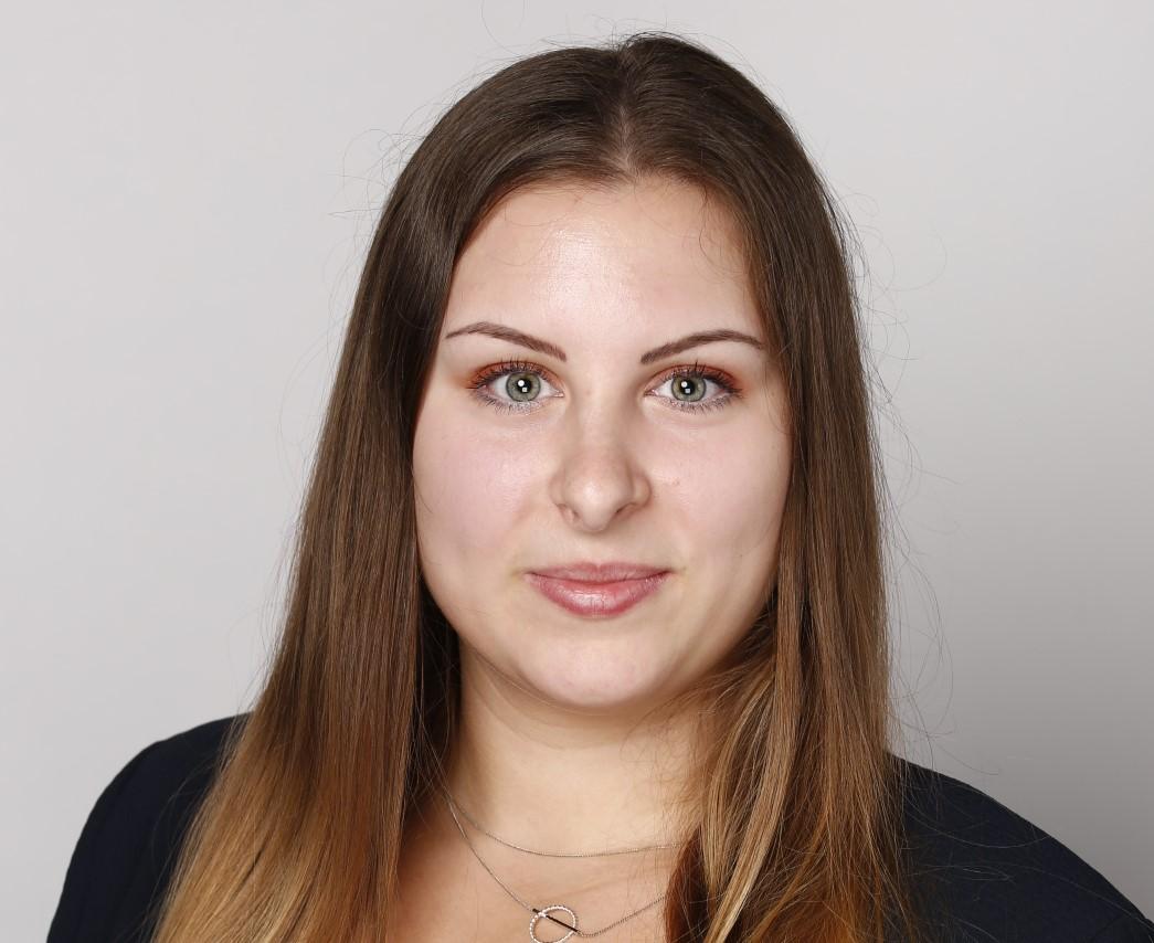 Portrait of Karolina Kot