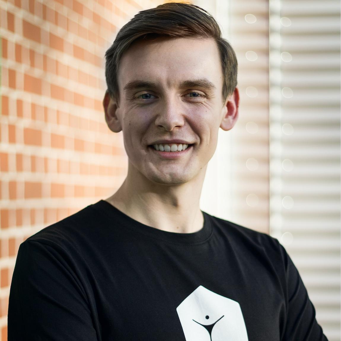 Portrait von Sebastian Hust