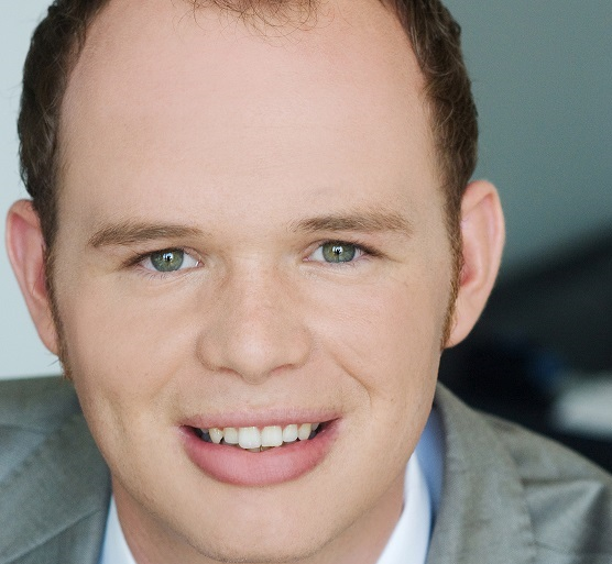 Portrait von Matthias Alber